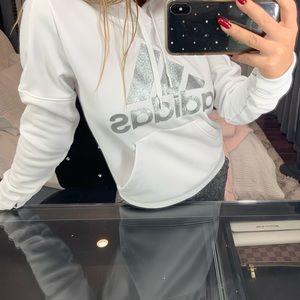 Adidas women's hoodie